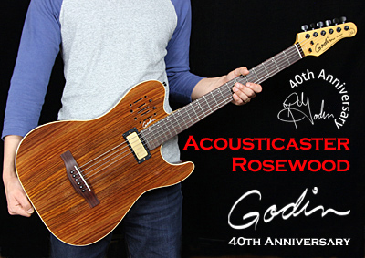 Acousticaster40thROSE